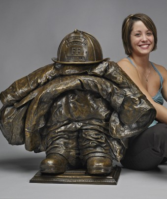 Bronze-Firefighter-Memorial-Statue-entitled-Last-Alarm.-Life-Size1